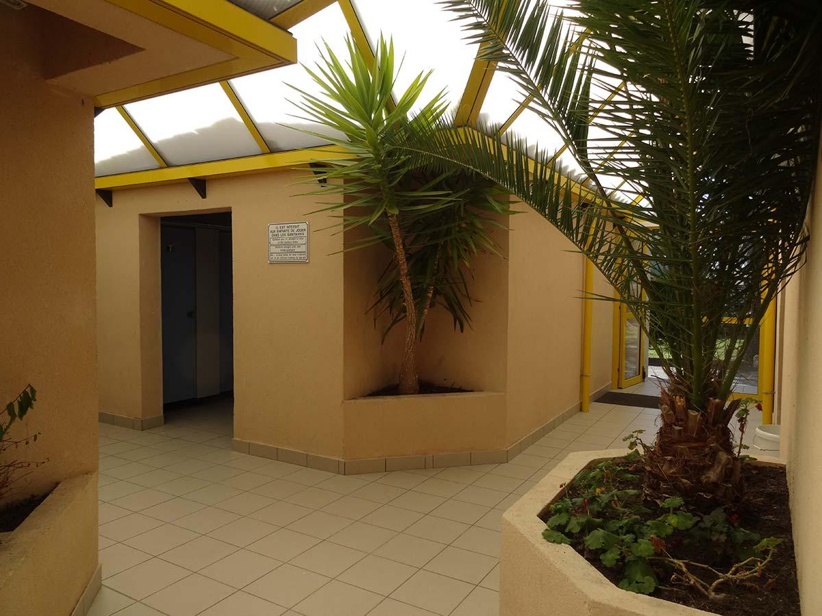 sanitaires emplacements camping le Chaponnet vendée