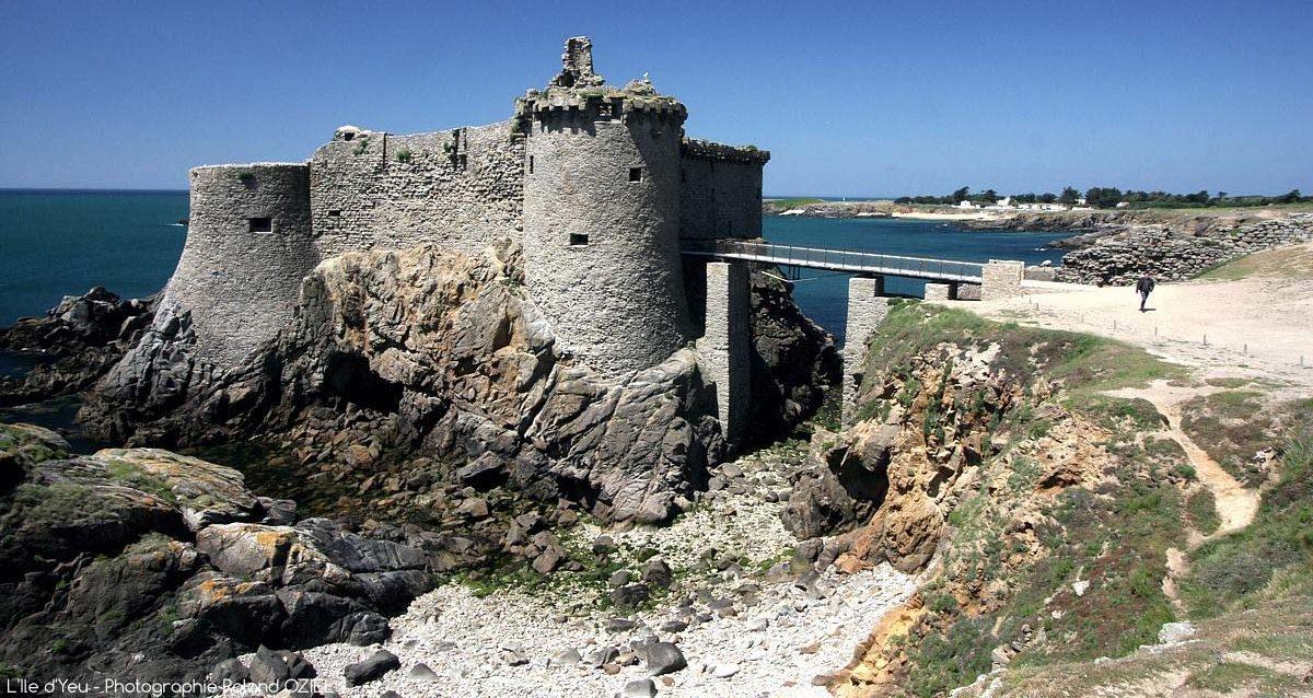Ile d'Yeu le vieux château