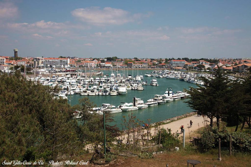 Saint Gilles Croix de Vie port
