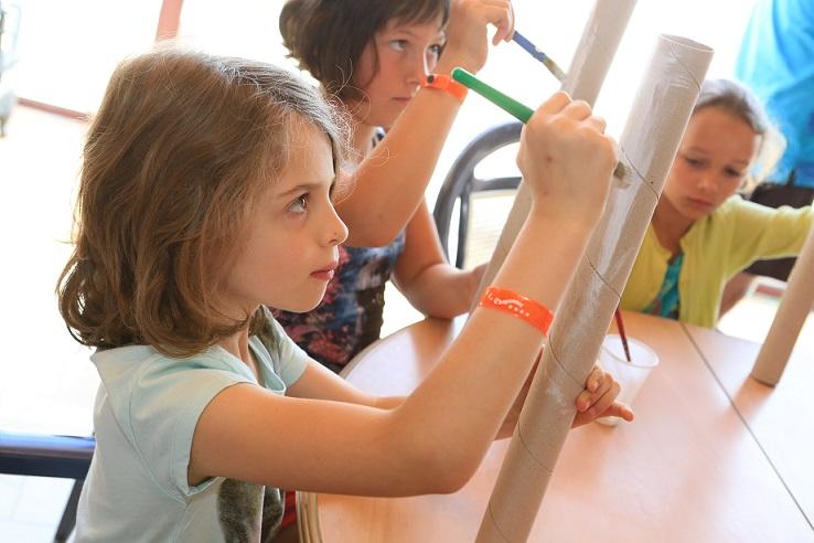 Animation enfants au camping familial en Vendée