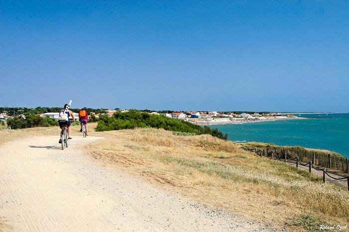 plage proche du camping avec les meilleurs avis en Vendée