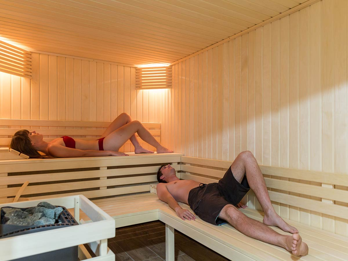 sauna du camping en vendée