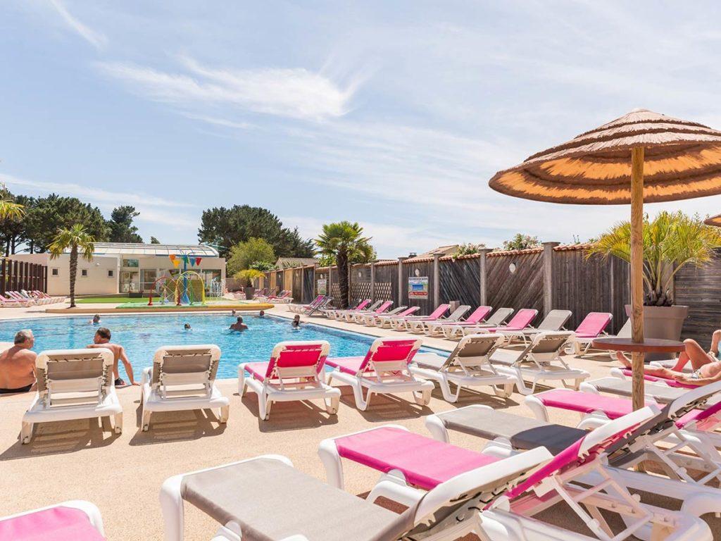 Espace aquatique camping vend e piscine ext rieure for Piscine les sables d olonne
