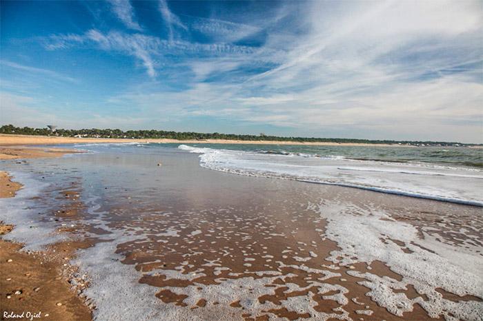 plage saint Gilles croix de Vie camping Haut de Gamme