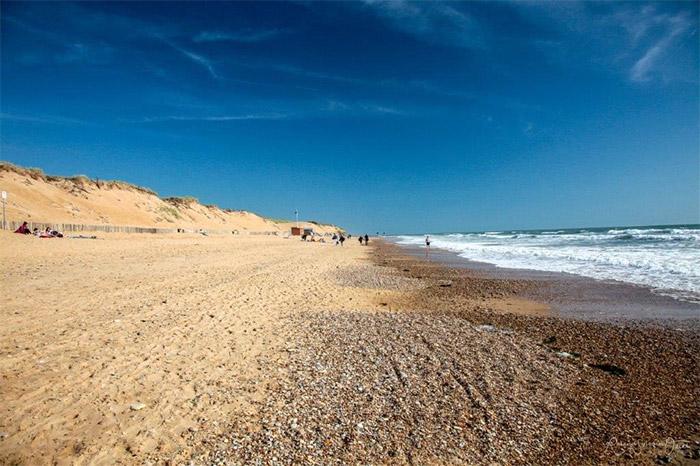 séjour camping plage vélo les sables d'olonne