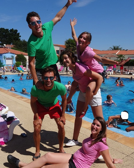 animations camping luxe les Sables d'Olonne