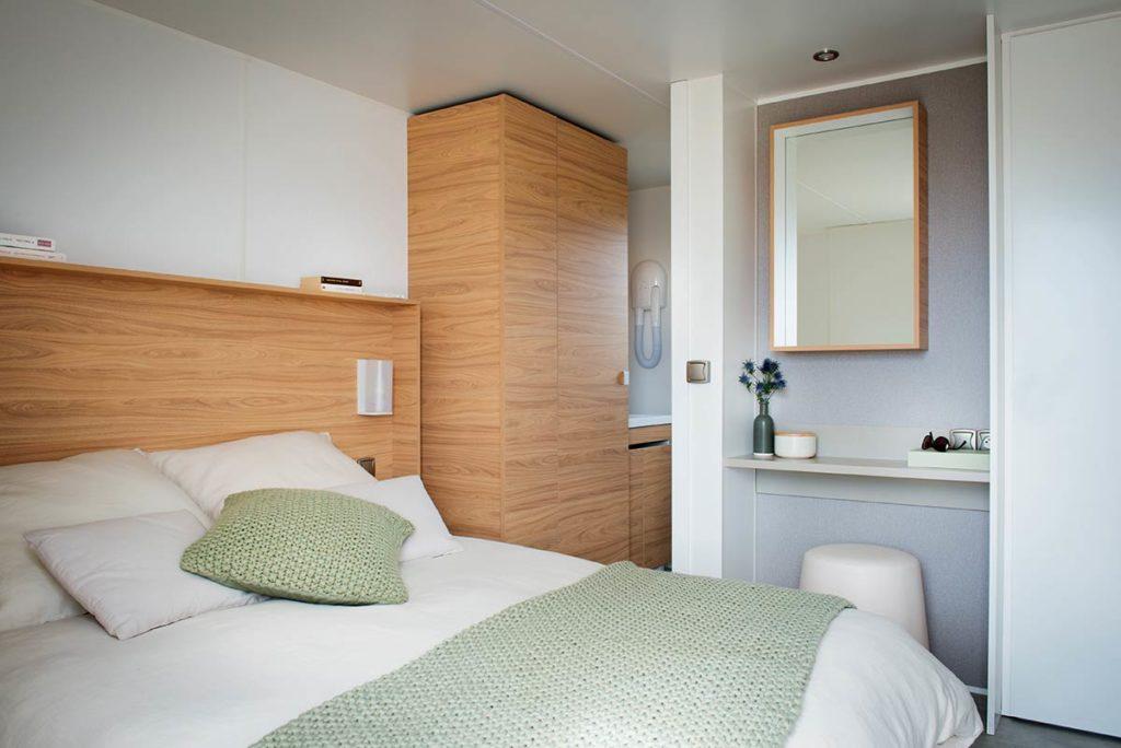location mobil home luxe tout confort Vendée