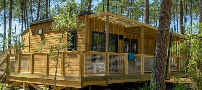 location camping avec espace aquatique Vendée