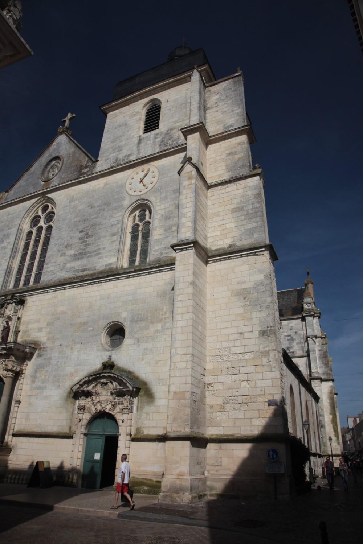 visites de la ville des Sables d'Olonne