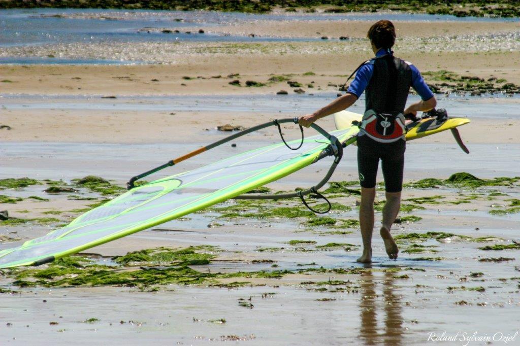 activités nautiques proche du camping en Vendée