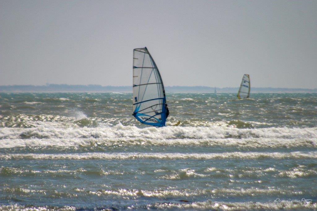 planche à voile en Vendée