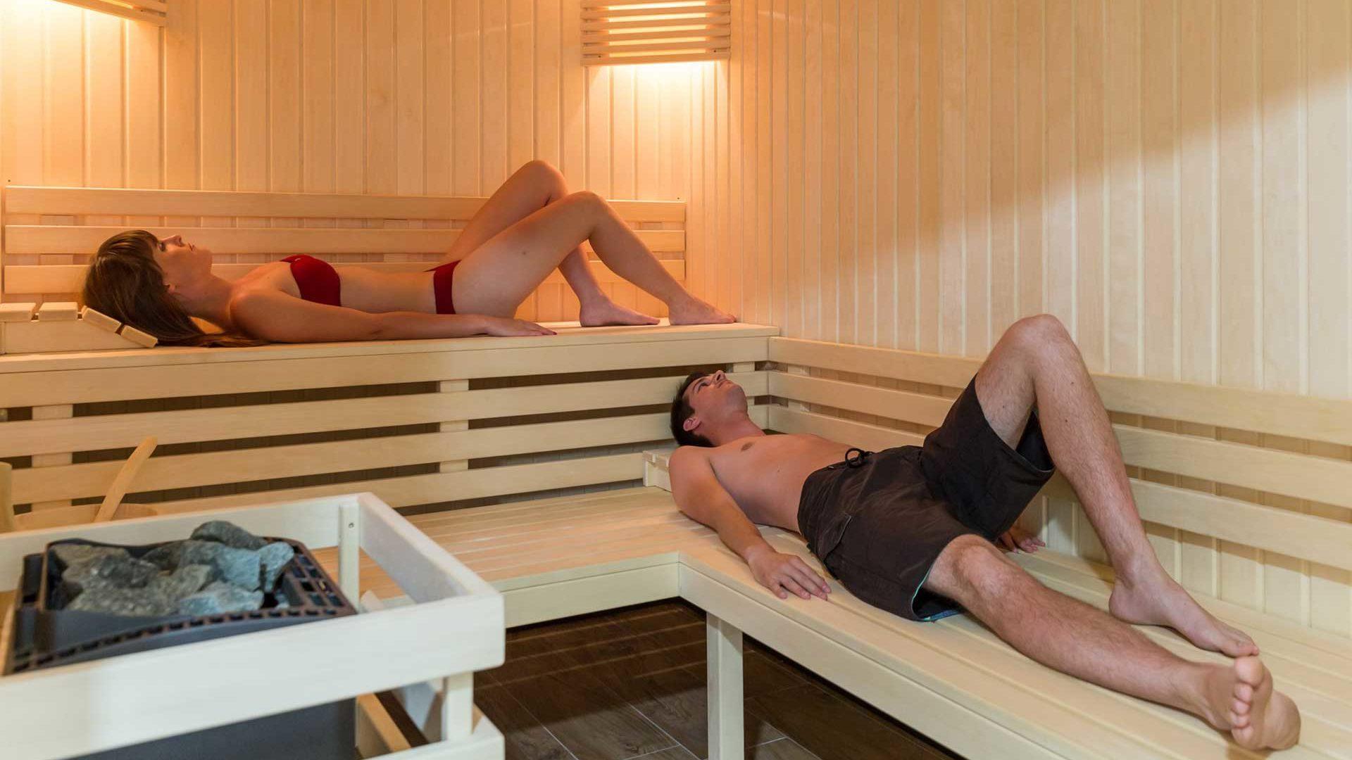 camping sauna Vendée