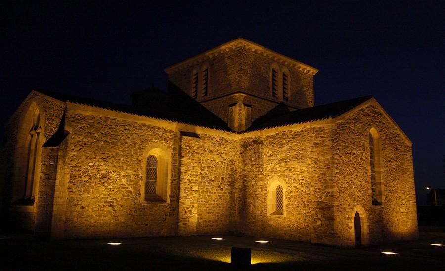 prieuré saint nicolas les sables d'olonne