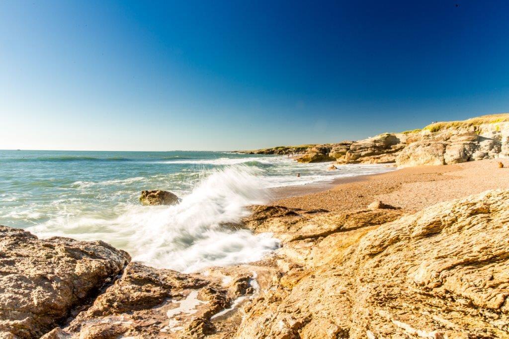 randonnée en bord de mer en Vendée