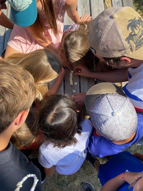 camping idéal pour les enfants