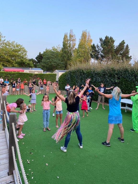 vacances en famille au camping en Vendée