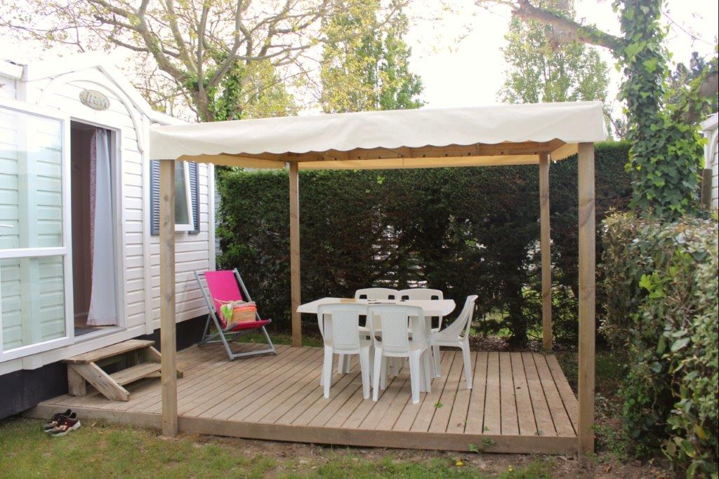cottage avec terrasse