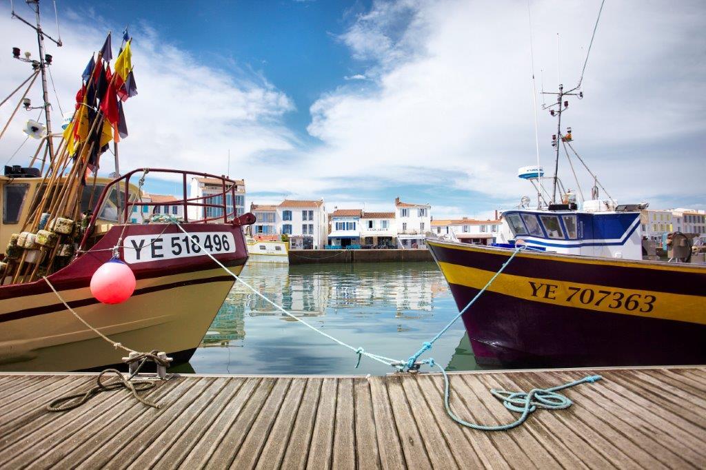 port de l'île d'Yeu