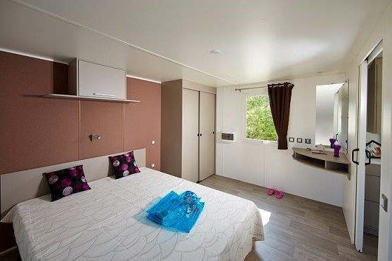 location mobil home familial camping en Vendée