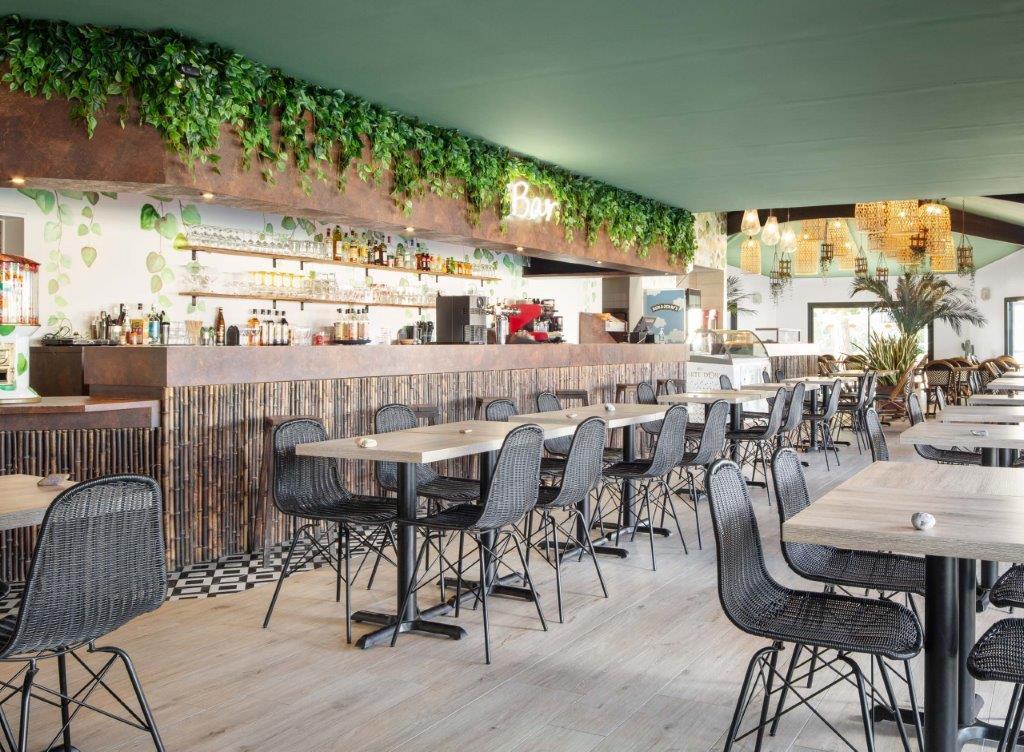 camping en Vendée avec bar restaurant