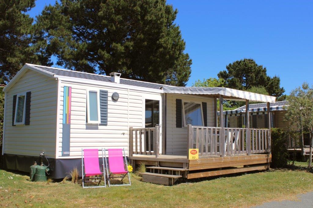 cottage du camping 4 étoiles en Vendée