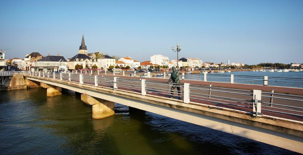 pont de Saint Gilles Croix de Vie