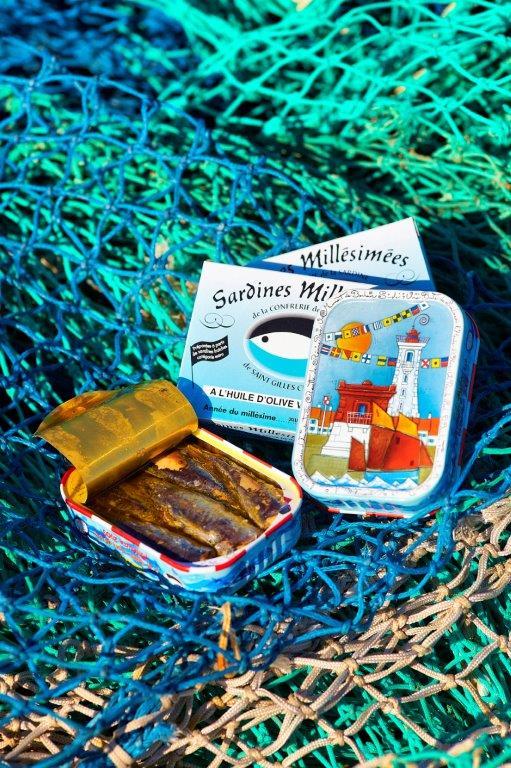 vente de Sardine Saint Gilles Croix de Vie