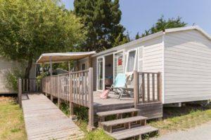 location mobil home familial camping bord de mer en Vendée