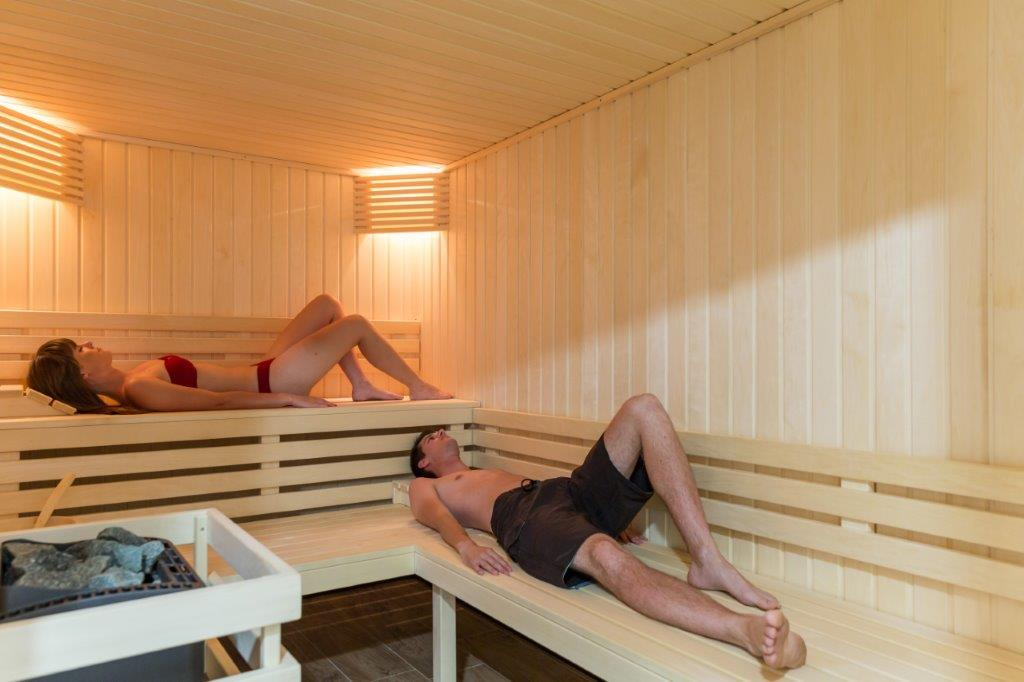 camping avec sauna